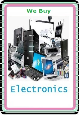 We Buy Electronics