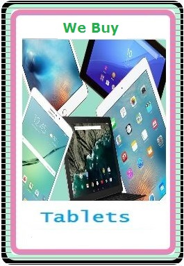 We buy Tablets